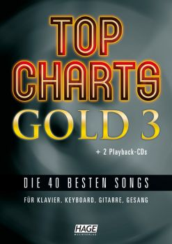 Top Charts Gold 3 incl. 2 CDs