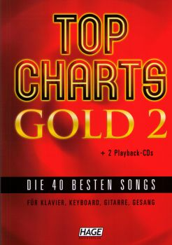 Top Charts Gold 2 incl. 2 CDs