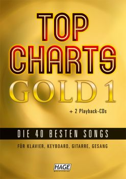 Top Charts Gold 1 incl. 2 CDs