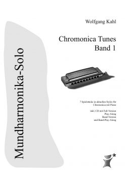 Chromonica Tunes 1 incl. CD
