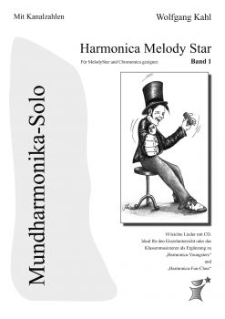 Harmonica Melody Star Band 1