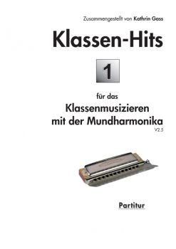 Klassenhits 1 / Partitur incl. CD