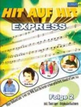 Hit auf Hit Express 2 incl. CD