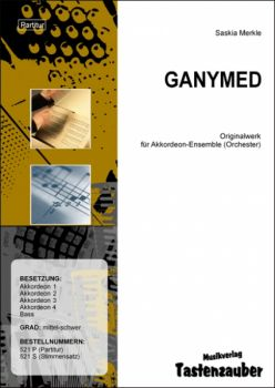 Ganymed / Partitur