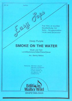 Smoke on the water / Partitur