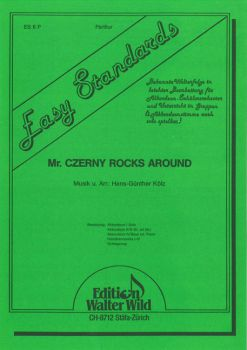 Mr. Czerny Rocks Around / Partitur