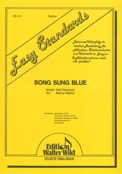 Song Sung Blue / Partitur