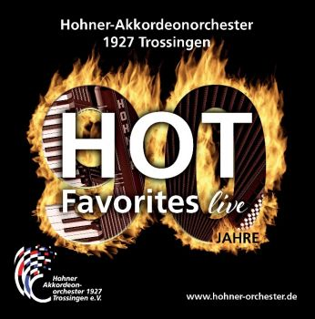 HOT Favorites / CD