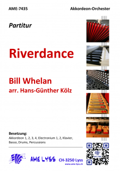 Riverdance / Partitur