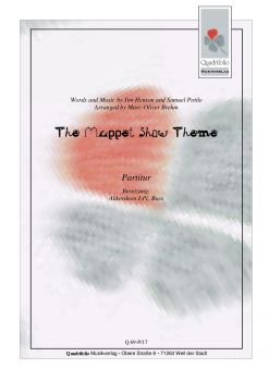 The Muppet Show Theme / Partitur