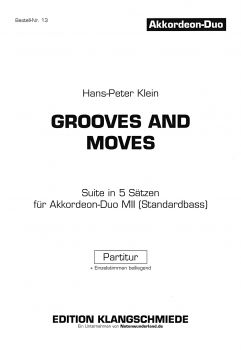 Grooves and Moves