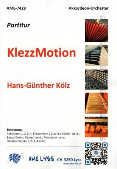 KlezzMotion / Partitur