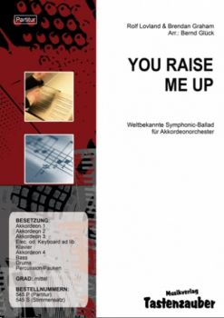 You raise me up / Partitur