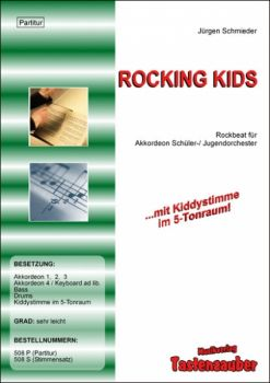 Rocking Kids / Partitur