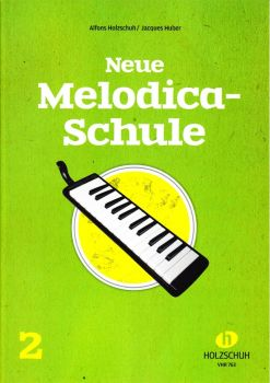 Neue Melodica-Schule Band 2